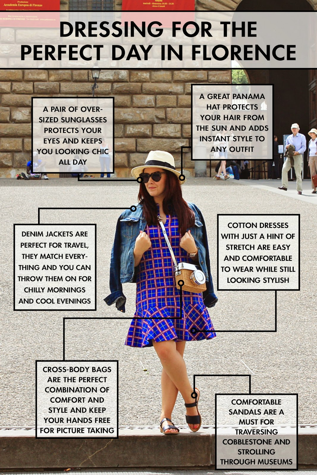 Modern Prep Gazette Guest Post: Dressing for the Perfect Day in Florence