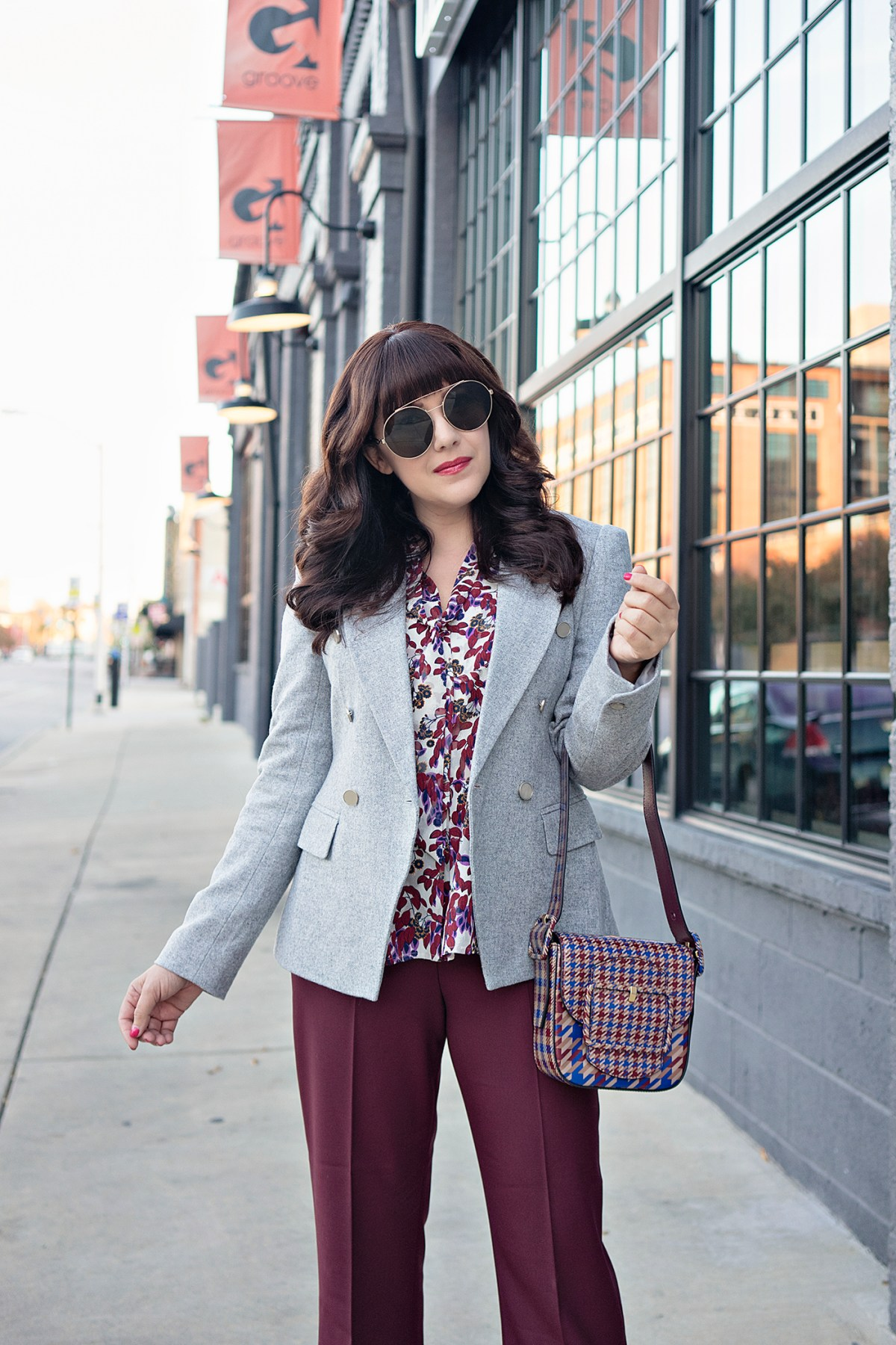 Modern Fall Workwear