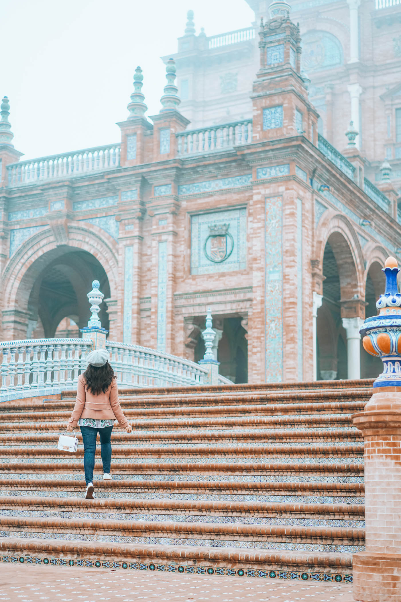 Plaza de Espagna, 48 Hours in Seville, Guide, History in High Heels