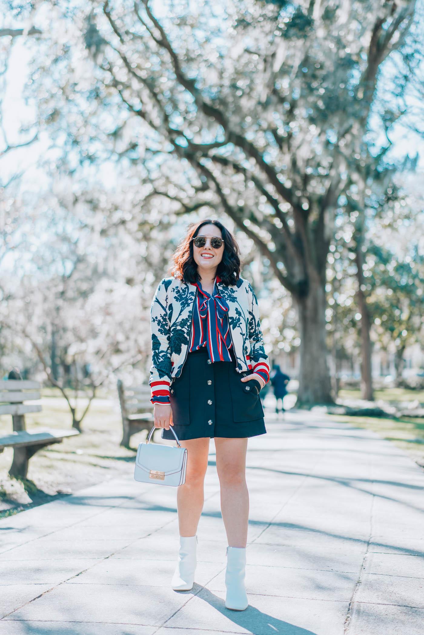 Spring Trend - Bomber Jacket