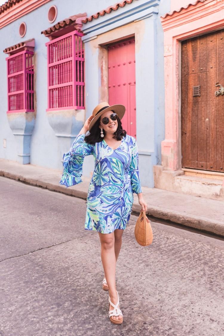 Lilly Pulitzer Dress in Cartagena