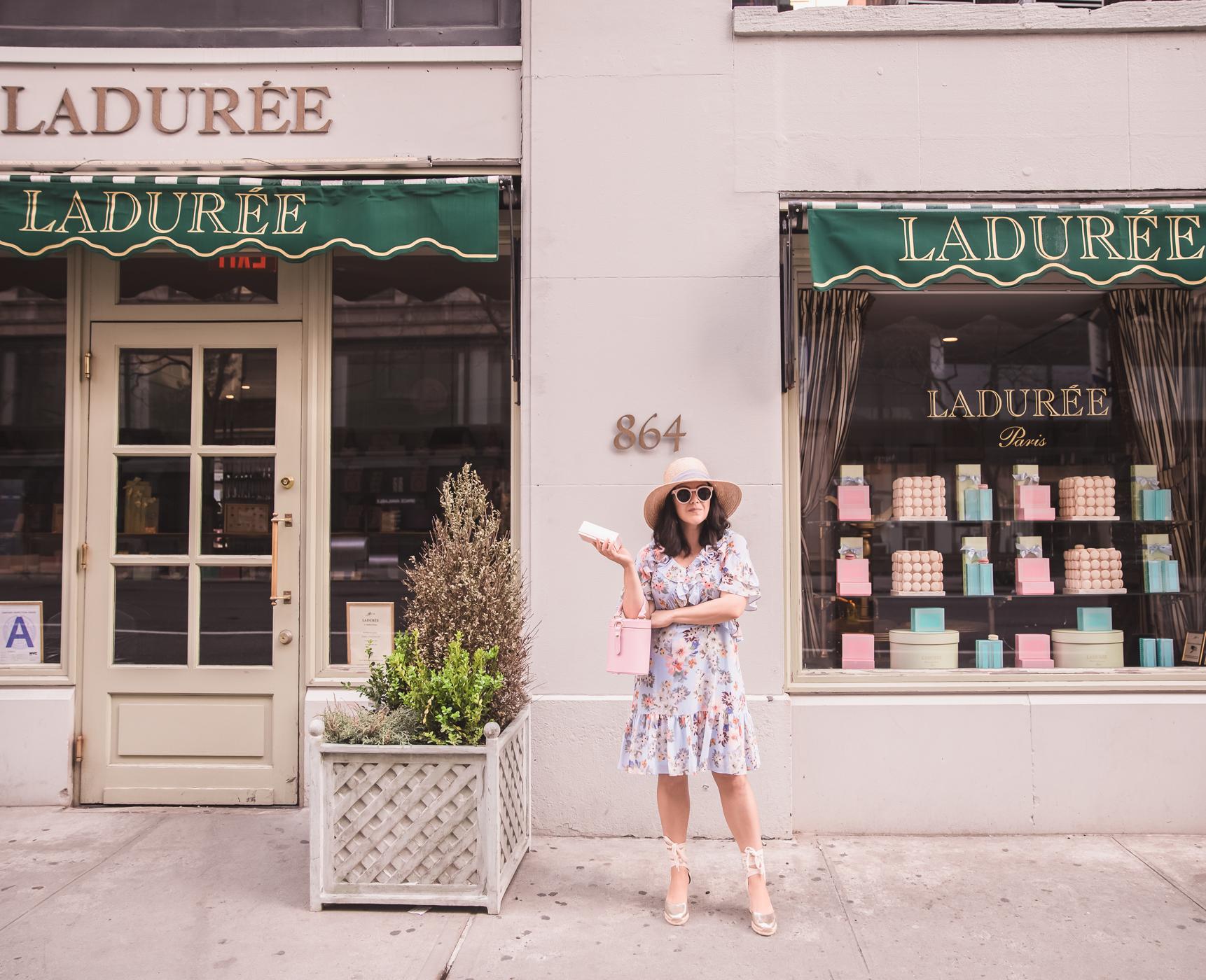 Laduree NYC