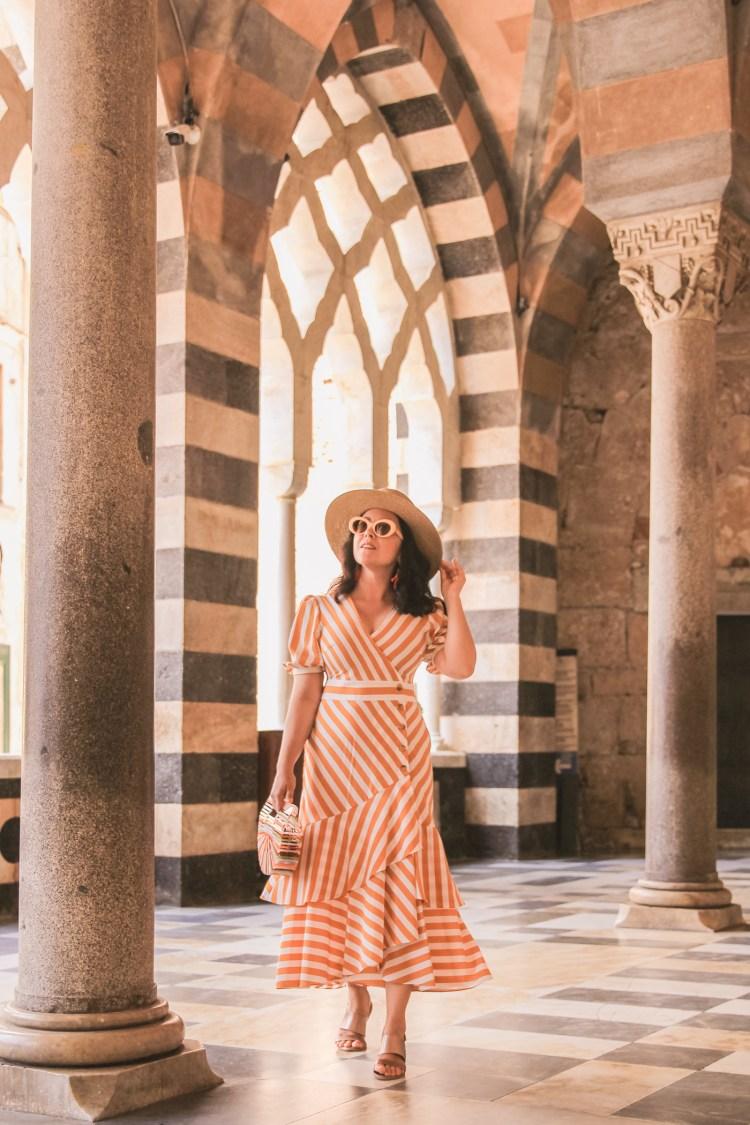 Topshop Stripe Dress