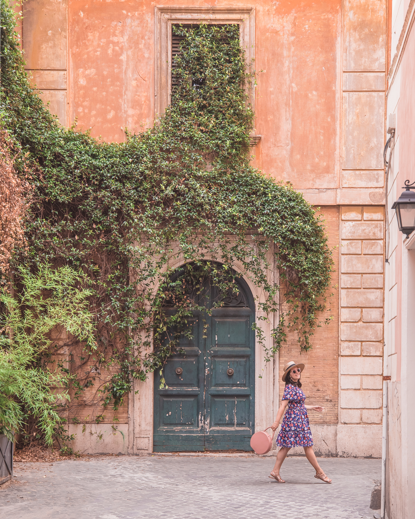 The Prettiest Streets in Rome