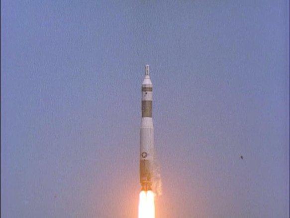 342-USAF-34148-Titan VS-1 Rocket Launch (1961)-675.000