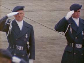 342-USAF-34662 - PRESIDENT KENNEDY VISITS SAC HEADQUARTERS, 12-07-1962-255.000