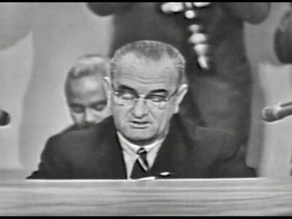 MP 509 - LBJ Press Conference - 19640229-60.000