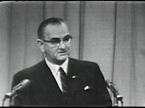MP 511 - LBJ Press Conference - 19640416-480.000