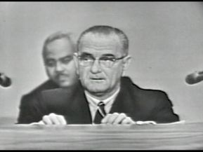 MP 509 - LBJ Press Conference - 19640229-120.000