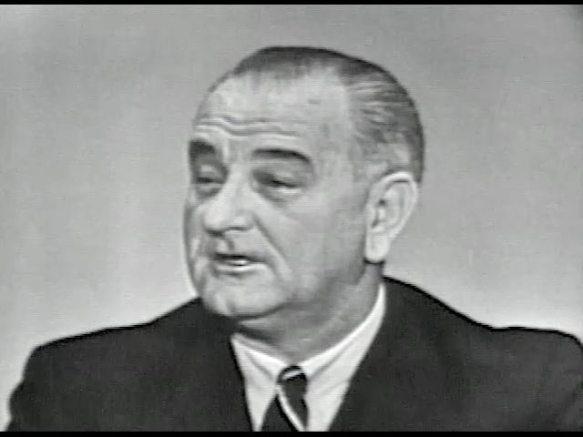 MP 509 - LBJ Press Conference - 19640229-1200.000