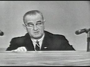 MP 509 - LBJ Press Conference - 19640229-300.000