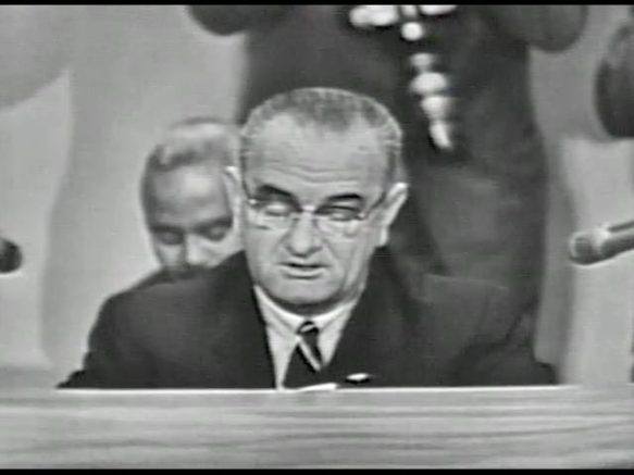 MP 509 - LBJ Press Conference - 19640229-60.000