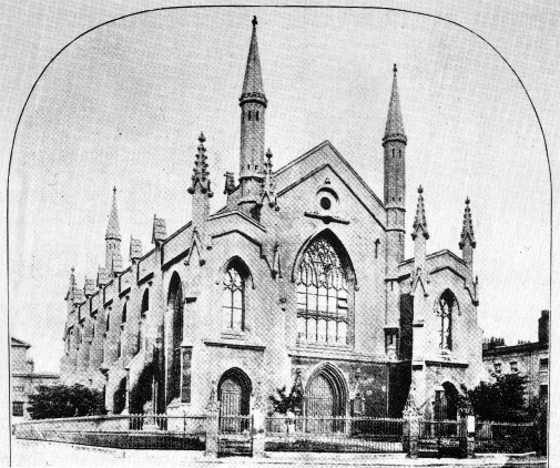 History In Portsmouth - St. Paul's Church, Southsea