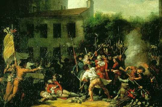 Fall of the Bastille