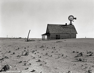 Fascinating Historical Picture of Dorothea Lange June with Coldwater District on 6/1938
