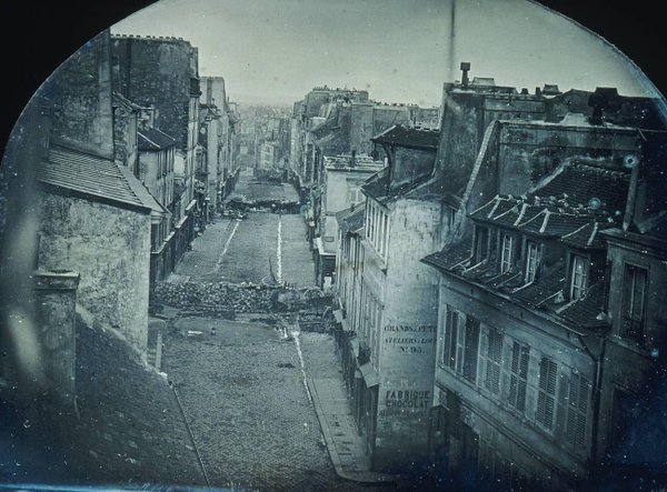 Check Out What French Revolution Looked Like  in 1848
