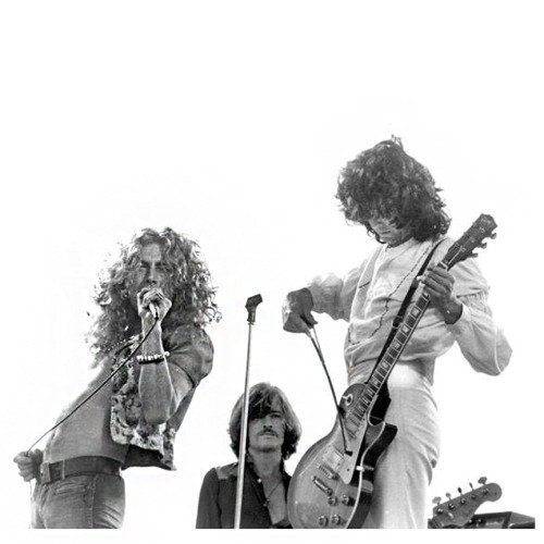 What Did  Zeppelin Look Like  46 Ago
