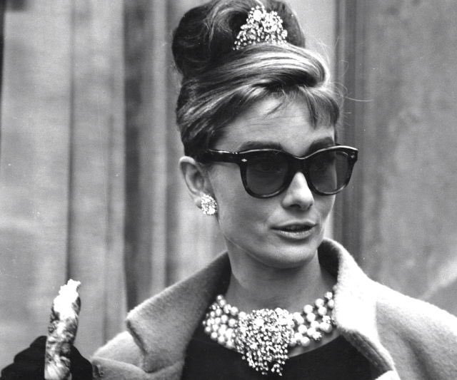 This is What Blake Edwards and Tiffanys Looked Like  in 1960
