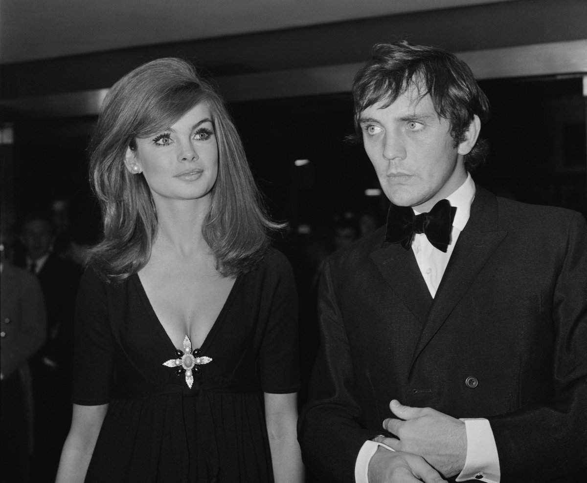 Check Out What Terence Stamp and Jean Shrimpton Looked Like  in 1965