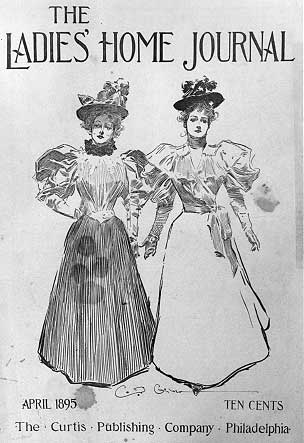 Image result for gibson girl