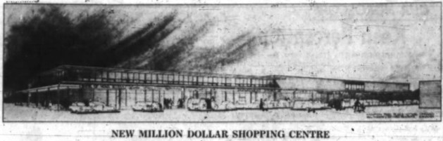 Wall, Motoyama, and Matthews' sketch as run in the local papers. Source: Ottawa Journal, December 5, 1950, Page 19.