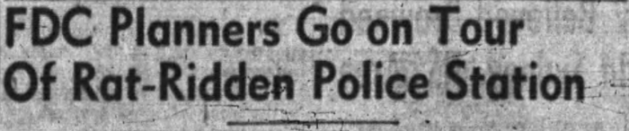 Even though the Gréber plan was released in 1950, that did not mean that Ottawa was immediately freed to put shovels in the ground. Source: Ottawa Journal, November 17, 1952, p. 4.