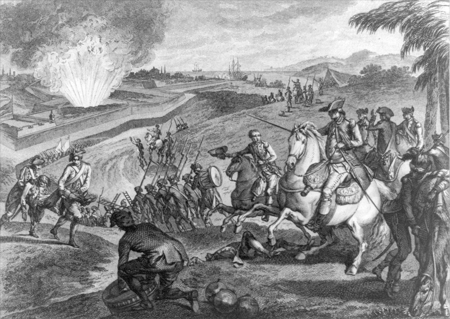 America S Spanish Savior Bernardo De Galvez