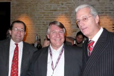 Gary Brauner, Gary Pekoe, Anthony Benedetto