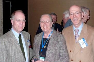 Jeffrey Bernhard, Carol Goldsmith, Gerd Plewig
