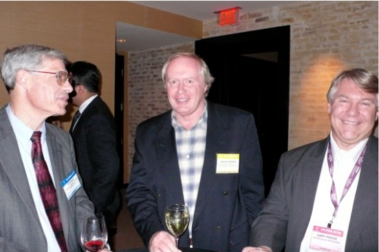 Robert Pariser, Gidley-Baird, Gary Pekoe