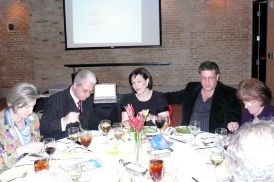 Diane Benedetto, Anthony Benedetto, Robert Norman, Sheila Parish
