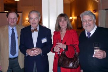 John Hall, Douglas Altshek, Joaquin Calap