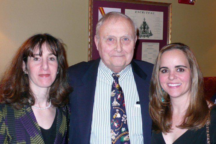 Jennifer Parish, Larry Millikan, Susan Iorio