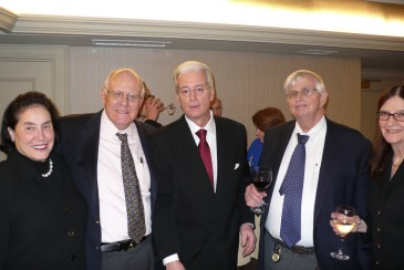 Anthony Benedetto, Clark Lambert, Muriel Lambert