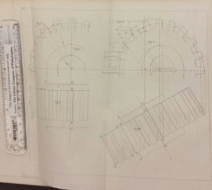Illustration from Dennis Hart Mahan, Industrial Drawing (New York: Wiley, 1852).