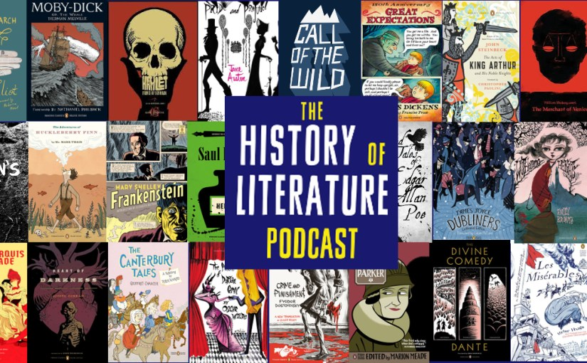 248 The History of Literature Presents: Storybound (with Mitchell S. Jackson)