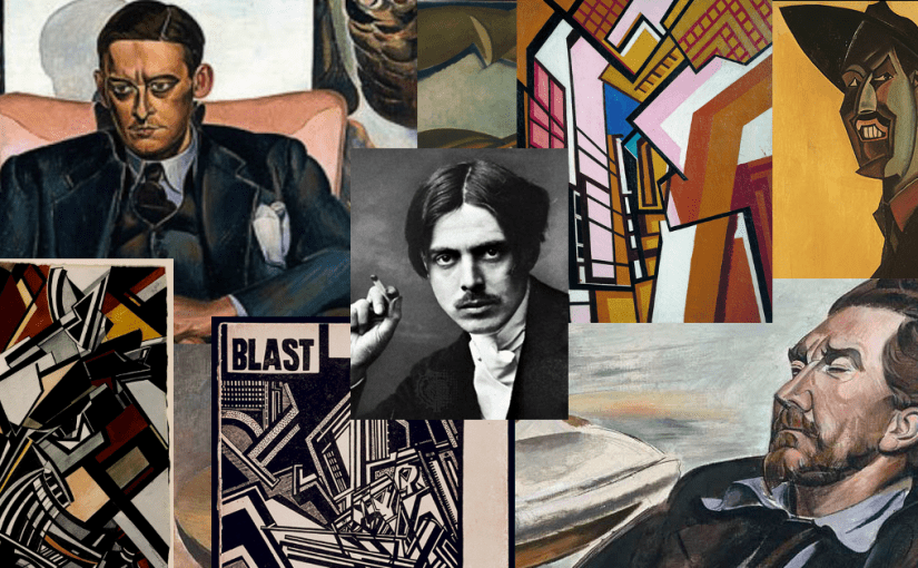 58 Wyndham Lewis and the Vorticists (with Professor Paul Peppis)