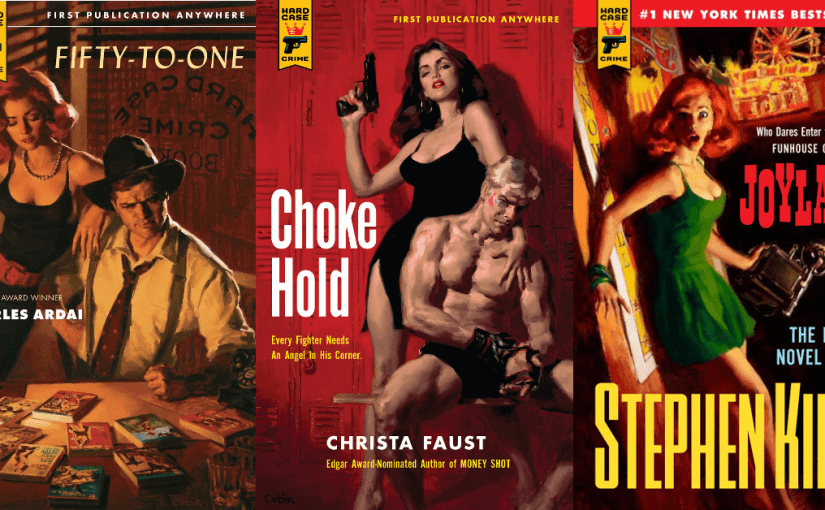 140 Pulp Fiction and the Hardboiled Crime Novel (with Charles Ardai)