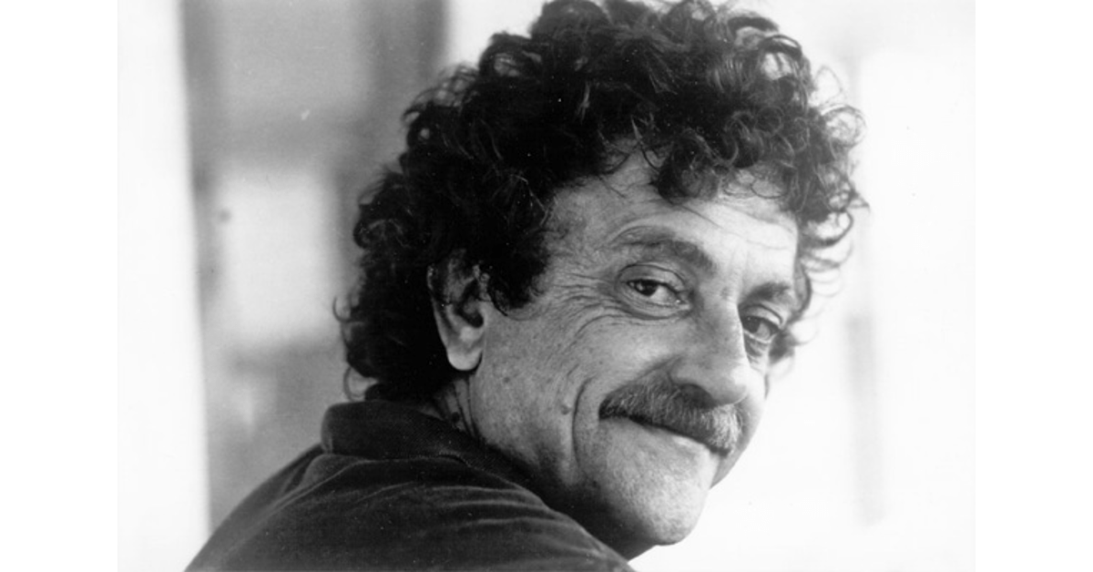 141 Kurt Vonnegut (with Mike Palindrome)