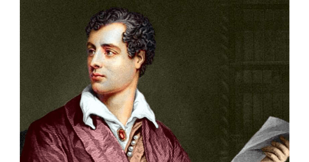 145 Mad, Bad, and Dangerous to Know – The Story of Lord Byron