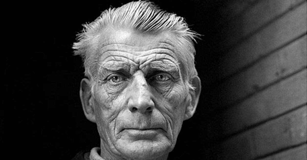 183 Samuel Beckett (with Nic Barilar)
