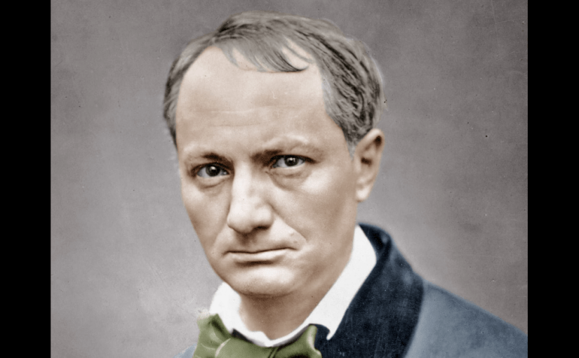 274 Baudelaire and the Flowers of Evil