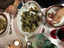 pasta dish at Trattoria Vini D'Arturo