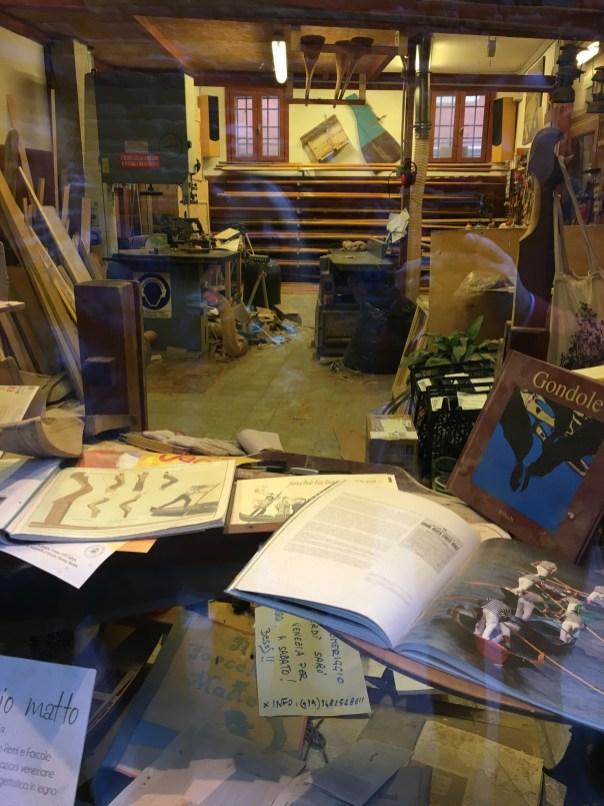 Forcolaio Matto wood studio