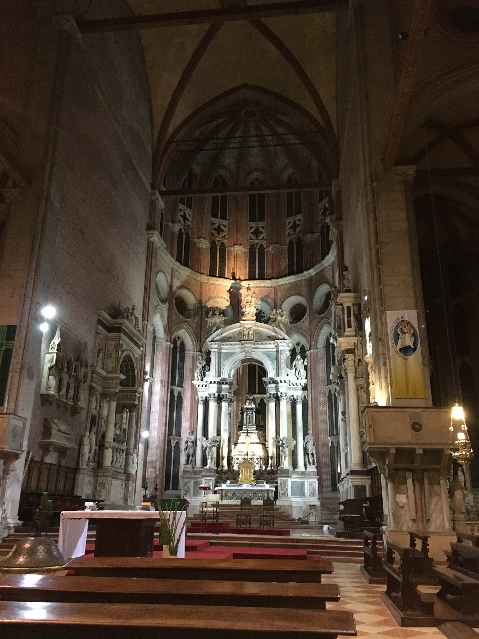 Venice: Basilica di San Giovanni e Paolo