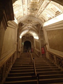 staircase at Doge's Palace