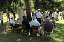 Lighthouse Keepers ceremony