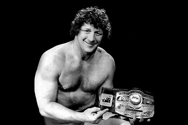 Terry Funk - History of Wrestling