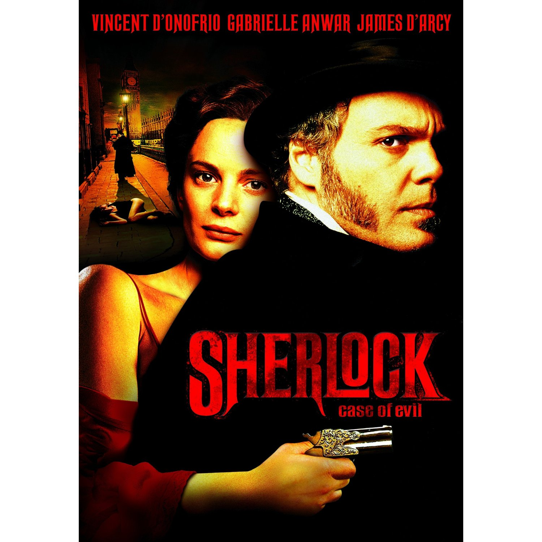 Poster do filme Sherlock Holmes - Case of Evil