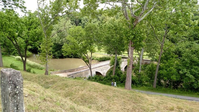 Burnside's Bridge, Antietam